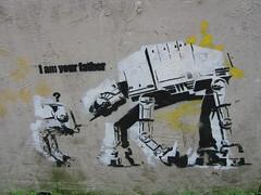Graffiti_i_am_your_father