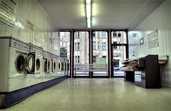 coin laundry - by PIXistenz