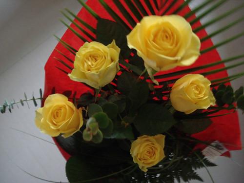 Roses for Teresa