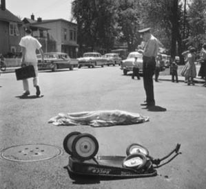 Child struck by car 1959 Pulitzer Prize winner