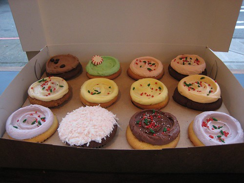 Cache of Cupcakes