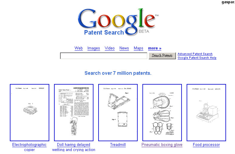 googlepatentsearch