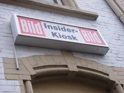 Insider Kiosk