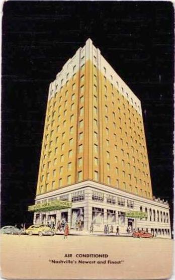 Noel Hotel Post Card