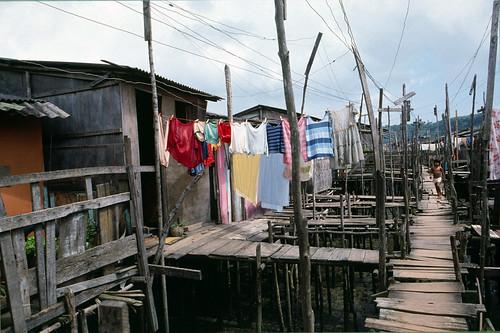 Favelas de alagados - Salvador