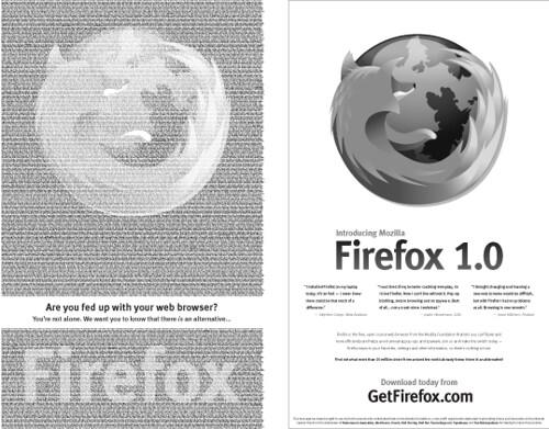 Firefox NY Times Ad