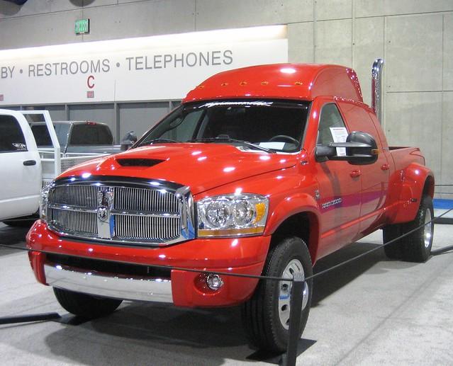 truck dodge ram