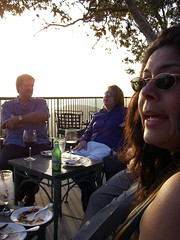 Bettina, Lynn, and Joe (FrogMiller) Tags: california ca orange restaurant socal lawyers orangecounty happyhour barristers orangehill attorneys ocbarristers