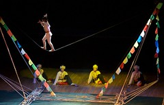 acrobats (yewenyi) Tags: china trip vacation holiday asia performance beijing acrobatics   acrobats  eastasia bijng macrocosm zhnggu anightattheacrobatics chaoyangtheater