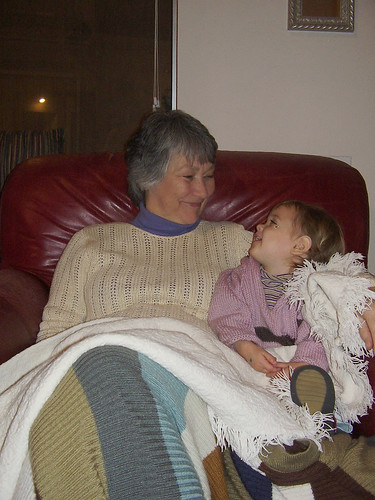 Anya loves Grandma