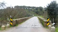 Ponte romana de Vila Formosa (Amrico Meira) Tags: bridge portugal puente pont alentejo seda alterdocho