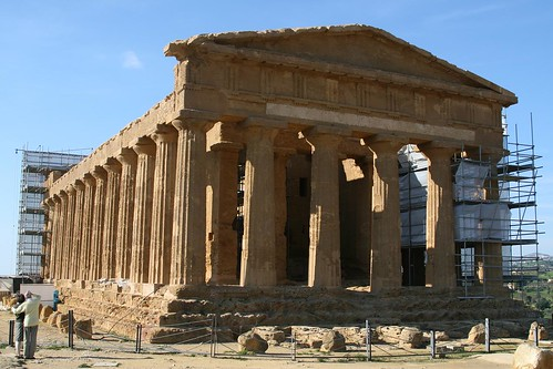 Templo di Concordia, Agrigento