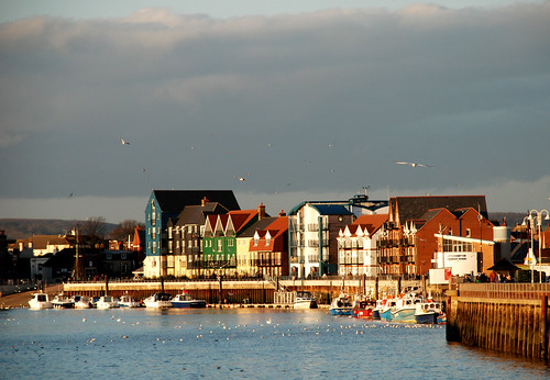 Littlehampton Harbour, West Sussex, Engl by PhillipC, on Flickr