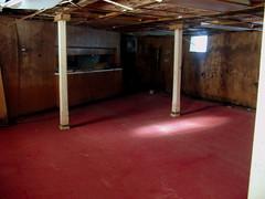 Hitterdal basement