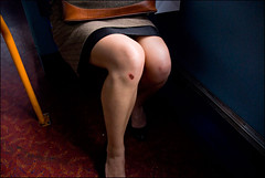 scrapeyourkneeitisonlyskin (Nils Jorgensen) Tags: travel colour bus london leg injury streetphotography commuter bruise knee wound scab nilsjorgensen surfacedamage venustreet nj26368a1psnnhg03cnvssrgb