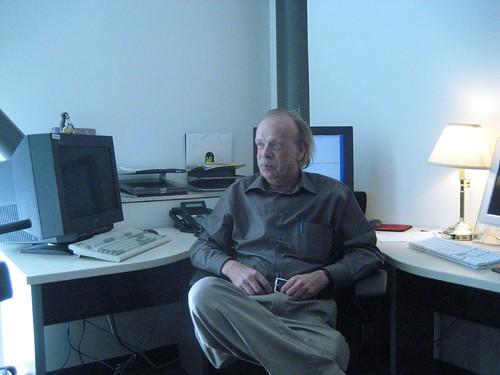Paul Kunz, Built 1st US Website