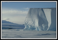 Pictures from another world - 3 (leosagnotti) Tags: bravo antarctica icebergs magicdonkey rosssea outstandingshots antartide marediross