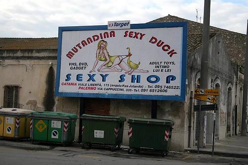 Sexy Duck Sexy Shop