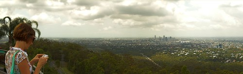 The View from Mount Coot-tha cropped