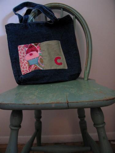 bookbag for c