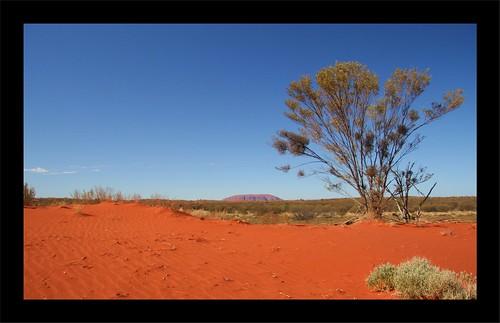 Red Centre - Uluru