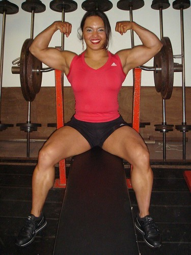 Michelle Jones - British Female Bodybuilder - 2006 UK Champion