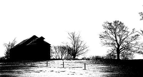 Snell Barn  c1860