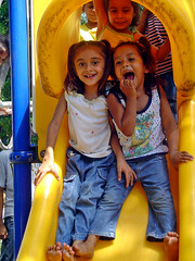 Sisters (Maratinda) Tags: trip travel school playground kids sisters project children fun social granada escuela nicaragua volunteer sheila centralamerica auxiliadora thirdworld beautifulearth