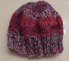 Wool Angora Baby Hat - 020107