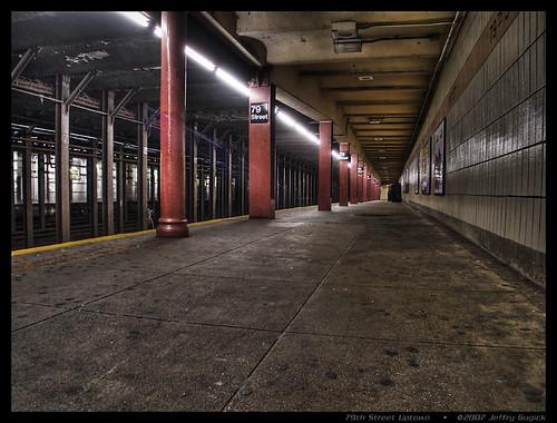 79th Street Uptown
