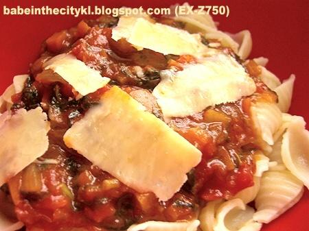 Marcella Hazan's tomato sauce01