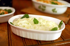 Meant To Be Dinner: Tzatziki