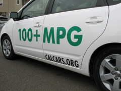 "Discuss the ""Plug-In Hybrid Cars"" TV story"