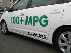 Felix's Prius 100 mpg