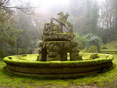 Bomarzo Monster Park (cheesemonster) Tags: italy sculpture art strange monster statue fairytale italian italia unique magic january medieval creation figure creature magical renaissance italie hilltop enchanted aliceinwonderland lazio 2007 bomarzo mustsee hilltoptown monsterpark sacredgrove boscosacro vicinoorsini enchantedgarden hilltopvillage pierfrancescoorsini boscodeimostri monstersgrove parcodimostri monstergarden manneristparkofthemonsters northernlazio northlazio dedicatedtowife italianmonster italianmonsterpark italianmonstergarden