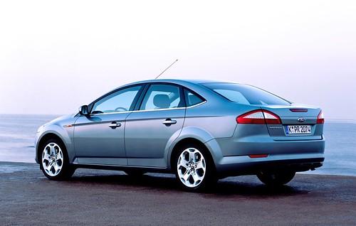 Форд Мондео 2008 фото