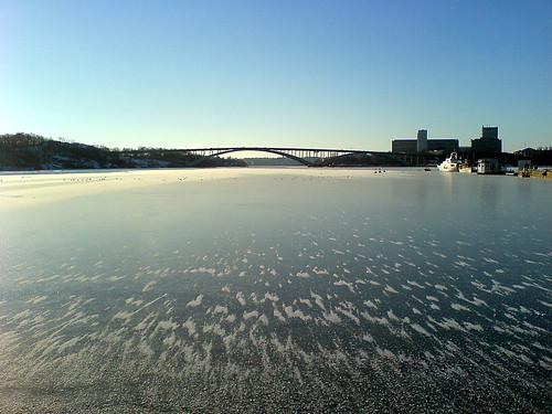 Riddarfjarden in Stockholm