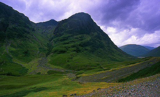 Glencoe - Green version