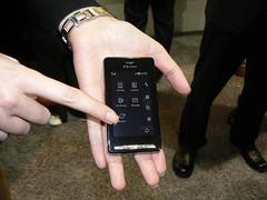 LG Prada -kännykkä matkii Apple iPhonea