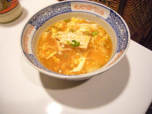tofu ddok guk