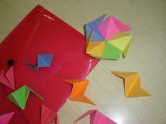 O Clube do Origami...