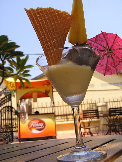 Phnom Penh's Ice Cream, Cambodia