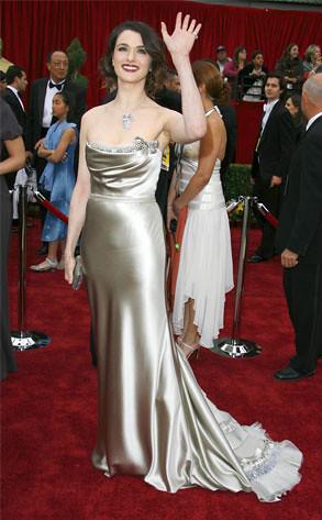 Oscar con Rachel Weisz