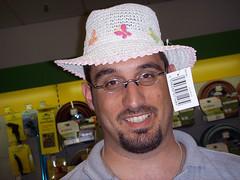 crosa mit Hut