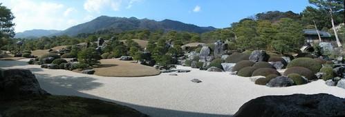 Adachi museum jardin japonais (5)