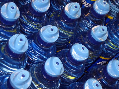 02/25 - Blue Bottles