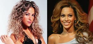 Shakira + Beyonce