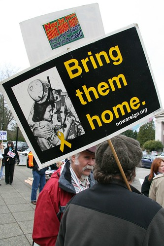 Bring them home.