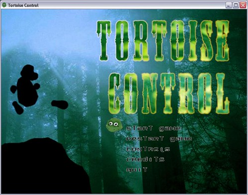 Tortoise Control