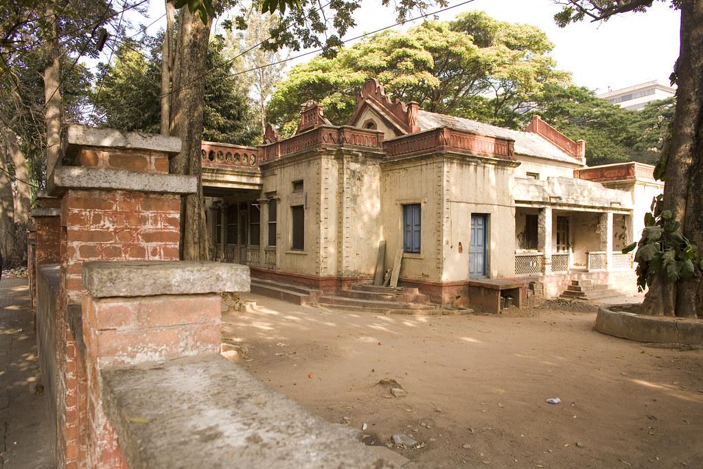 """""""Bangalore Gothic"""" Bungalow"""